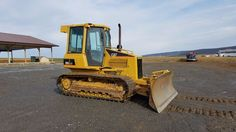 2001 Caterpillar D5G LGP Bull Dozer Tractor Diesel Engine Hydraulic Machine Cab
