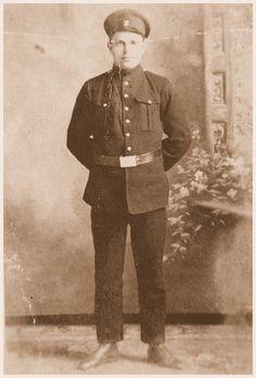 Stanley Wolinski WWI Haller's Army