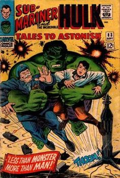 tales To Astonish No.83