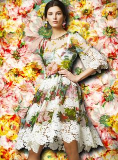 dolce and gabbana dresses 2014 - Buscar con Google