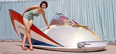 Concept Car from the 60's