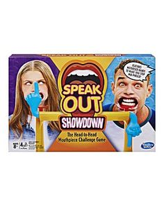 Speak Out Showdown Mouse Trap Game, Led Writing Board, Challenge Games, Rainbow Light, Disney Songs, Strictly Come Dancing, Stationery Set, Your Turn, Mugs Set