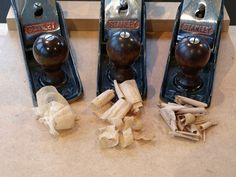 To perform really well, most planes need a little tuning. #woodworking