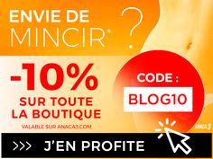 Code promo valable sur la boutique Anaca3