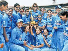 India women clinch series