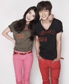 Yoo seung ho iu dating korean