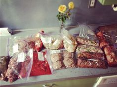 Paleo Freezer Meals for Dumb-Dumbs (Part 1)