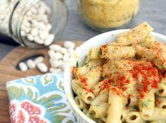 Vegan Pesto Mac and Cheese