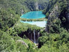 The Most Popular Tourist Attraction in Croatia- Plitvice Lakes, National Park