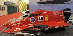Wusstet Ihr eigentlich, dass sich einige Produkte aus unserem Sortiment nicht nur für Fahrzeuge auf dem Land, sondern auch perfekt für Wasserfahrzeuge eignen? Gerade auf der Motorshow entdeckt... Das Powerboot von Dietmar Kaiser (Team Germany Motorsport). #EMS2015 #Essen #Motorshow