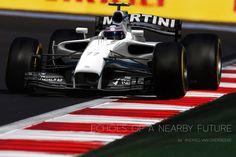 Resultado de imagem para carros f1 2017 williams e sauber