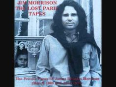 """The Lost Paris Tapes"" Preserves Jim Morrison's Final Poetry Recordings from 1971"