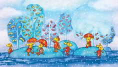 vihmamets | by Illustraator Pir Snoopy, Illustrations, Fictional Characters, Art, Art Background, Kunst, Illustration, Performing Arts, Fantasy Characters