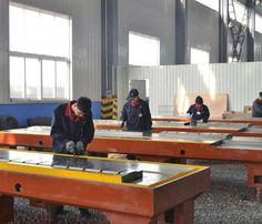 Botou Jianxin Casting Tools Factory Workshop