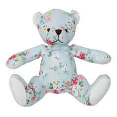 Clifton Rose Baby Teddy | Accessories | CathKidston