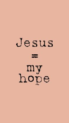 """Christian """"My Hope"""" iPhone Wallpaper Bible Verses Quotes, Jesus Quotes, Faith Quotes, Wisdom Quotes, Spirit Quotes, Scriptures, Christian Life, Christian Quotes, Bibel Journal"""