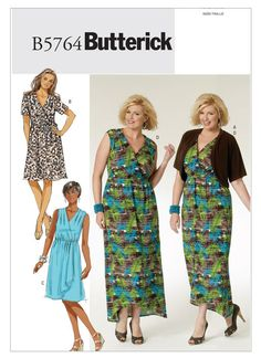Plus Sizes | Page 2 | Butterick Patterns