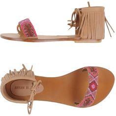 Chaussures - Sandales Entredoigt Bryan Blake 1VDonMY5zO