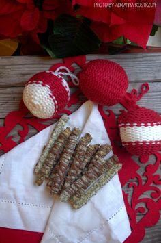 Ciasteczka cynamonowo-makowe z bloga Słodkie Przyjemności #gryz