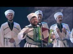 Кубанский казачий хор - Там шли два брата-Kuban Cossack Choir - There were two brothers