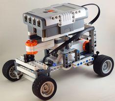 RoboCar – Lego NXT EV3 Remotes Lego Nxt, Lego Mindstorms, Lego Technic, Technique Lego, First Lego League, Lego Group, Simple Machines, Lego Parts, Group Of Companies