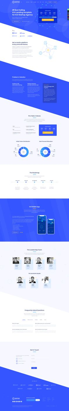 Cryptocurrency Website Design. Block-chain WordPress Theme Template. Crypto Bitcoin Inspiration. News Money Blog. Financial News. Finance. Trading. ICO, Advisor.