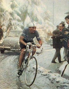 Fiorenzo Magni on Mount Bondone | Giro d'Italia '56