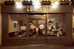The Coal Shed Restaurant Gallery Brighton Lanes, Brighton And Hove, Places To Eat, Great Places, St Nicholas Church, Awesome Food, Steak, Garden Ideas, Restaurants