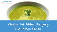 During the first 4 weeks after surgery, your stomach is still healing and your sleeve will feel tight, due to swelling. For most people, after 2 weeks on fluids you can start eating pureed food. Some surgeons start this …