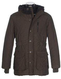 Biston - men padded blazer-jacket with hood- smart casual outerwear in prices you can't afford to miss