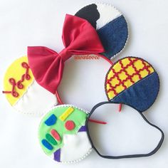 ❤ Toy Story 2 - Jesse - Buzz Lightyear & Woody Inspired Minnie Mouse Disney…