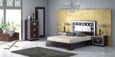 Gorgeous bedroom.  PGK Studio