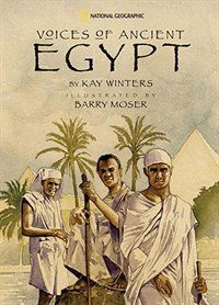 Beautiful full-color illustrations and poems tell the stories of different occupations in ancient Egypt, from the farmer to the pyramid builder, from the goldsmith to the embalmer. Based on the latest historical research, Voices of Ancient Egypt conveys a dramatic sense of everyday life in this multicultural civilization.