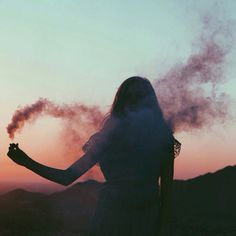 @prplppleater is that a smoke bomb she's holding? Repin & Like. Thank you . Listen to Noel songs. Noelito Flow.
