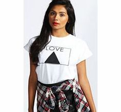 boohoo Sydney Love Triangle Slogan Tee - white azz41059 Sydney Love Triangle Slogan Tee - white http://www.comparestoreprices.co.uk/womens-clothes/boohoo-sydney-love-triangle-slogan-tee--white-azz41059.asp