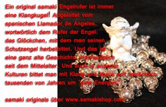 Engelrufer Video von samaki originals www.samakishop.com bitte hier klicken: https://www.youtube.com/watch?v=iDydcuBlbXw