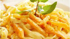 rezepte mit kürbis - Pasta mit Kürbis und Salbei - freundin.de