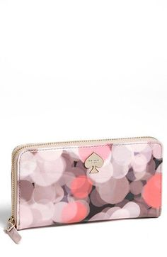 kate spade new york 'all that glitters - lacey' wallet - #Nordstrom