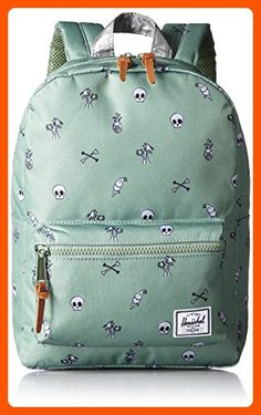 Herschel Supply Co. Settlement Kids Backpack, Desert Island Green/Reflective - Dont forget to travel (*Amazon Partner-Link)