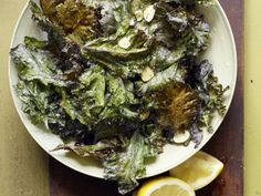 Kale Chips from FoodNetwork.com