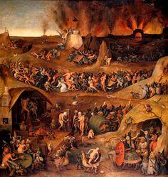 TICMUSart: El infierno - Peeter Huys (1570) (I.M.)
