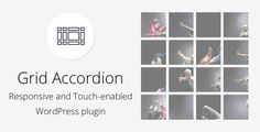 Grid Accordion - Responsive WordPress Plugin by bqworks Grid Accordion is a fully responsive and touch-enabled WordPress plugin that combines the functionality of a grid with that of an accordion, offering a modern and engaging user experience. Feature list:Fully Responsive ¨C automatic