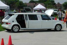 VW Rabbit Limo