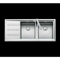 abey easy inset stainless steel sink 1160 x 500m buy kitchen sinks. Interior Design Ideas. Home Design Ideas