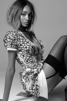 "Senya Hearts♥ // Jourdan Dunn in ""Best for Vogue Turkey, March 2015 Photographed by: Cuneyt Akeroglu Beautiful Black Women, Beautiful People, Simply Beautiful, Jourdan Dunn, Fc B, Vogue, Thing 1, Ebony Beauty, Celebs"