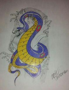 Jappanese snake