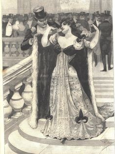 1894 lg a illustration french fashion ball gown guillaume