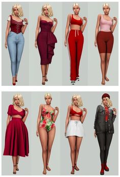 Sims Four, Sims 4 Mm Cc, Sims 4 Mods Clothes, Sims 4 Clothing, Sims 4 Collections, Casas The Sims 4, Sims 4 Cc Skin, Sims 4 Characters, Sims 4 Cc Packs