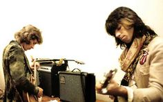 Mick Taylor & Keith Richards - Gimme Shelter  (Fabulous Outtake)