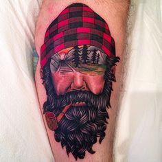 Done by Aaron Hodges, tattooist at Spier Murphy's Tattoo Studio (San Rafael, CA), USA TattooStage.com - Rate & review your tattoo artist. #tattoo #tattoos #ink